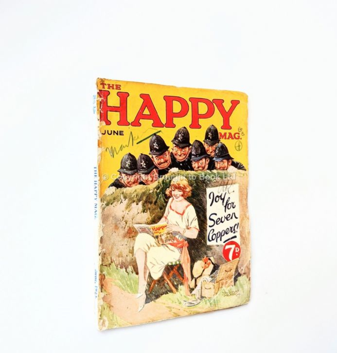 The Happy Mag No. 13 June 1923 Richmal Crompton Thomas Henry